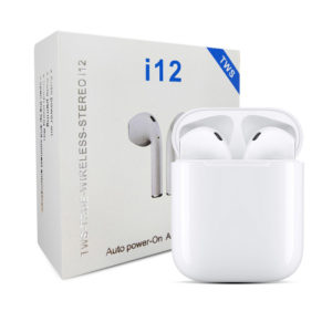 i12 TWS Wireless Earphones