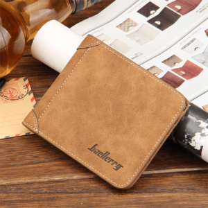 Baellerry Leather Wallet For Man