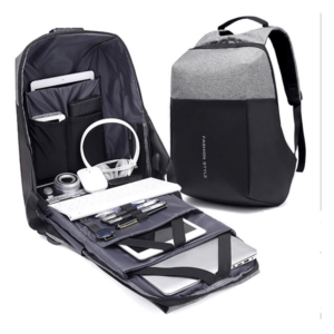 Fashion Style Backpack With Built in Lock