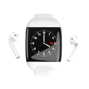 Smart Watch with Bth Earphones