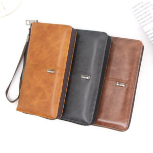 BiFold Business PU Leather Wallet